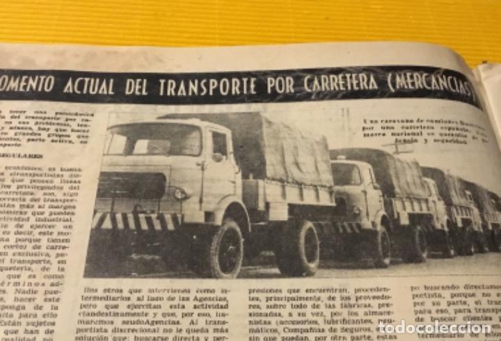 Coches: Revista autopista número 3 1962 extraordinario Pegaso reportaje increíble - Foto 13 - 180199777