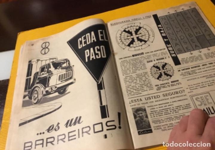 Coches: Revista autopista número 3 1962 extraordinario Pegaso reportaje increíble - Foto 14 - 180199777