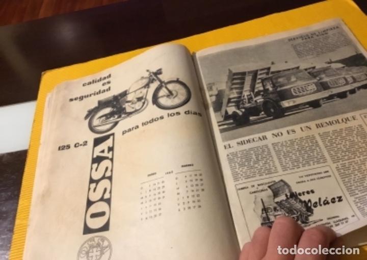 Coches: Revista autopista número 3 1962 extraordinario Pegaso reportaje increíble - Foto 15 - 180199777