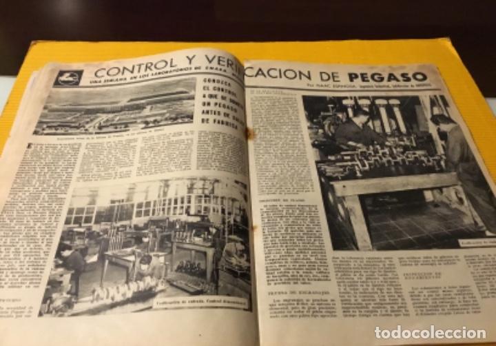 Coches: Revista autopista número 3 1962 extraordinario Pegaso reportaje increíble - Foto 17 - 180199777