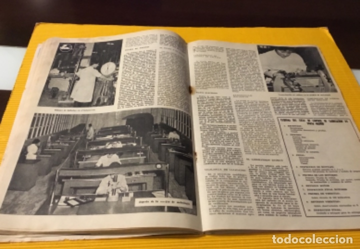 Coches: Revista autopista número 3 1962 extraordinario Pegaso reportaje increíble - Foto 18 - 180199777