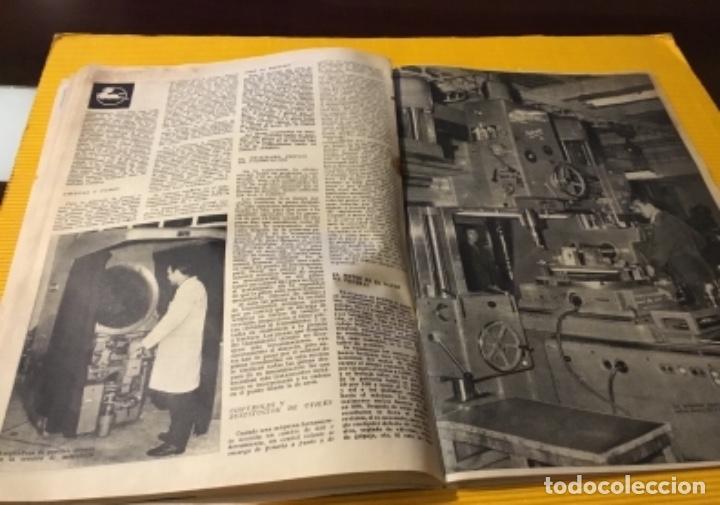 Coches: Revista autopista número 3 1962 extraordinario Pegaso reportaje increíble - Foto 19 - 180199777