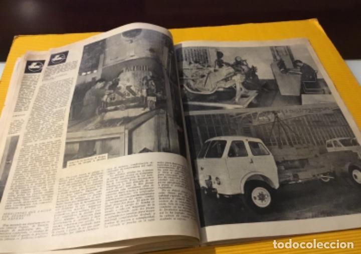 Coches: Revista autopista número 3 1962 extraordinario Pegaso reportaje increíble - Foto 20 - 180199777