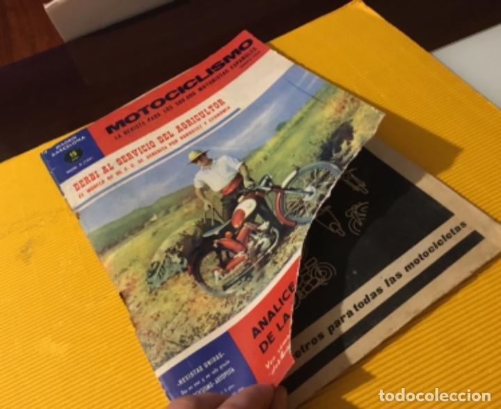 Coches: Revista autopista número 3 1962 extraordinario Pegaso reportaje increíble - Foto 21 - 180199777