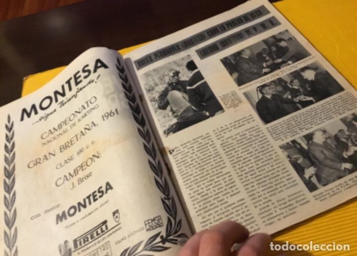 Coches: Revista autopista número 3 1962 extraordinario Pegaso reportaje increíble - Foto 22 - 180199777