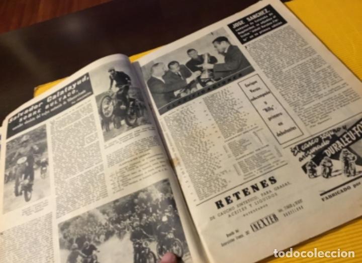 Coches: Revista autopista número 3 1962 extraordinario Pegaso reportaje increíble - Foto 24 - 180199777