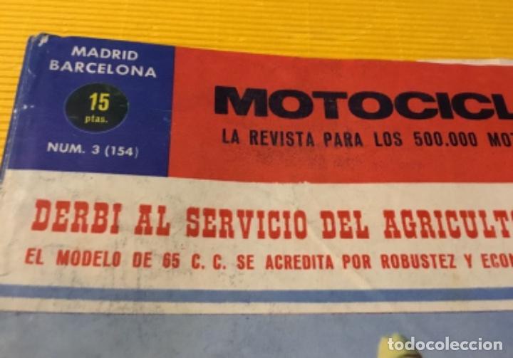 Coches: Revista autopista número 3 1962 extraordinario Pegaso reportaje increíble - Foto 26 - 180199777