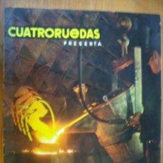 Coches: REVISTA CUATRO RUEDAS PEGASO MONOGRAFICO 1966. Lote 182595188