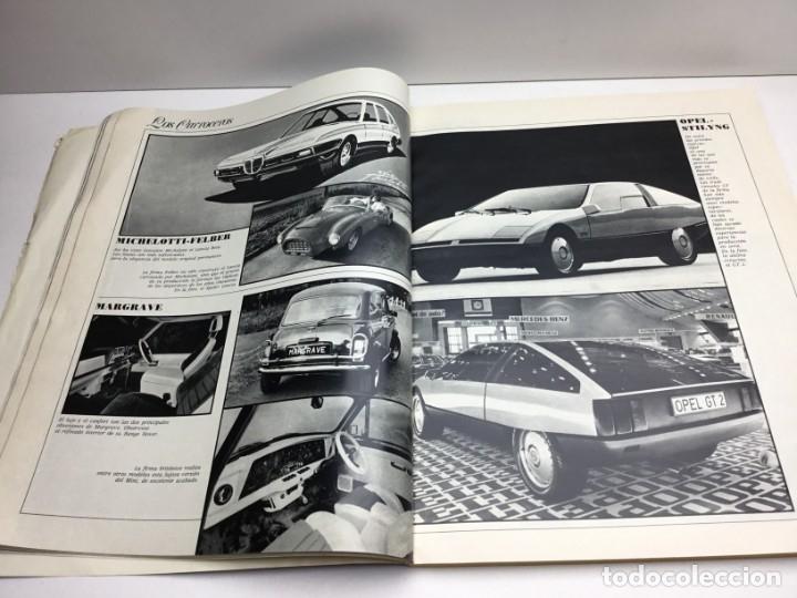 Coches: REVISTA CATÁLOGO VELOCIDAD ANUAL 76 - AÑOS 70 - AUTOMOCIÓN - Foto 6 - 182604452