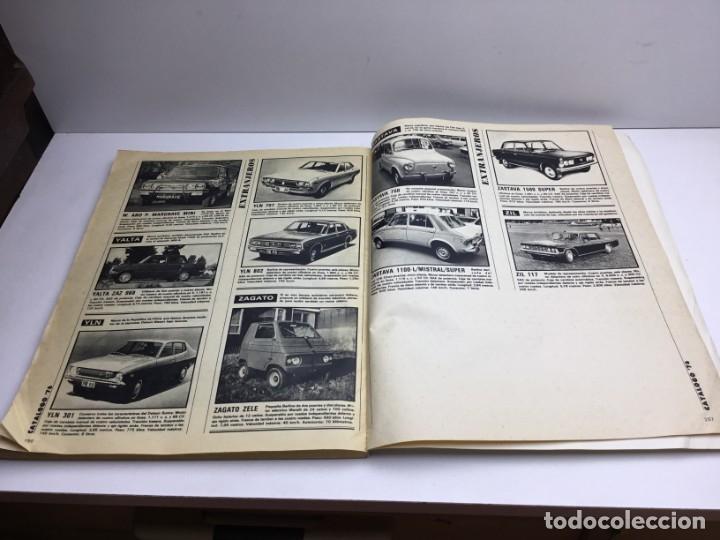 Coches: REVISTA CATÁLOGO VELOCIDAD ANUAL 76 - AÑOS 70 - AUTOMOCIÓN - Foto 10 - 182604452