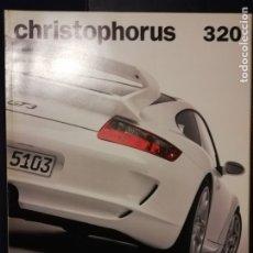 Coches: CHRISTOPHORUS, 320. LA REVISTA PORSCHE. Lote 182998220