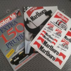 Coches: REVISTA MOTOR 16 NÚM 439. Lote 185896111