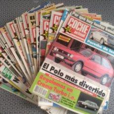 Coches: LOTE 25 REVISTAS COCHE ACTUAL 1988. Lote 185898052