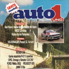 Voitures: AUTO 1 Nº 088 (20-10-89). Lote 187657640