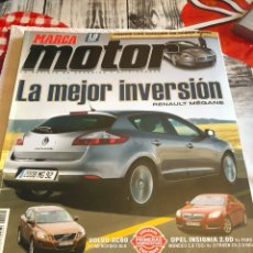 Coches: MARCA MOTOR NUM 61. Lote 189638928