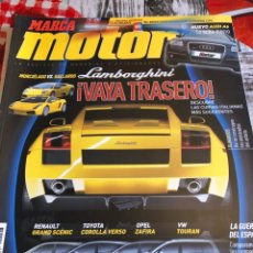 Coches: MARCA MOTOR NUM 8. Lote 189639192
