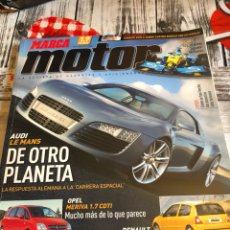 Coches: MARCA MOTOR NUM 5. Lote 189639298