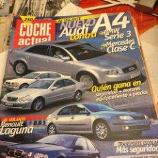 Coches: REVISTA COCHE ACTUAL NÚMERO 657. Lote 189649016