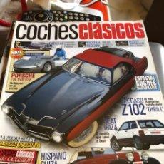 Coches: REVISTA DE COCHES CLÁSICOS NUMERO 1. Lote 189672722