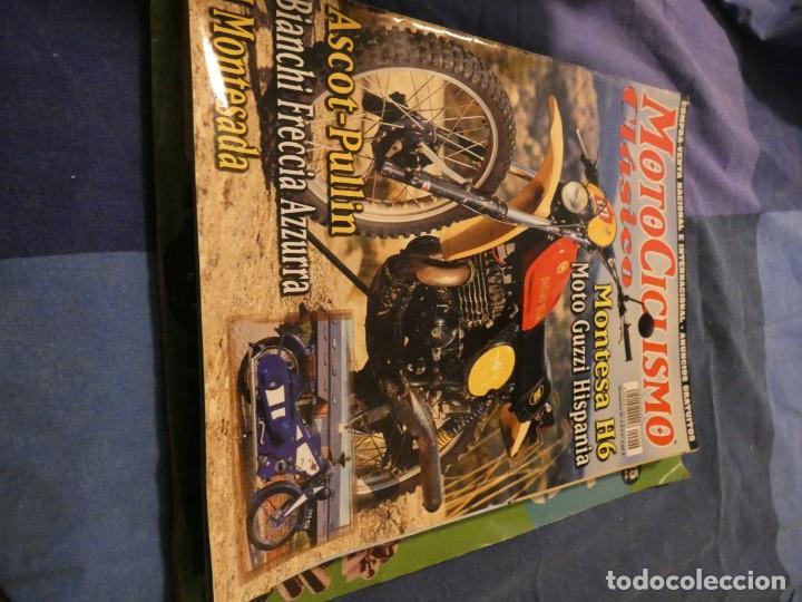 REVISTA MOTOCICLISMO CLASICO NUMERO 2 MONTESA H6 (Coches y Motocicletas Antiguas y Clásicas - Revistas de Coches)