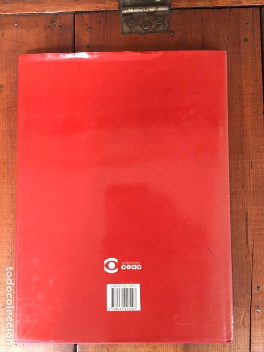 Coches: Varios artículos FÓRMULA 1. (2 libros, 4 revistas Grand Prix, 1 juego ordenador) - Foto 5 - 192175847