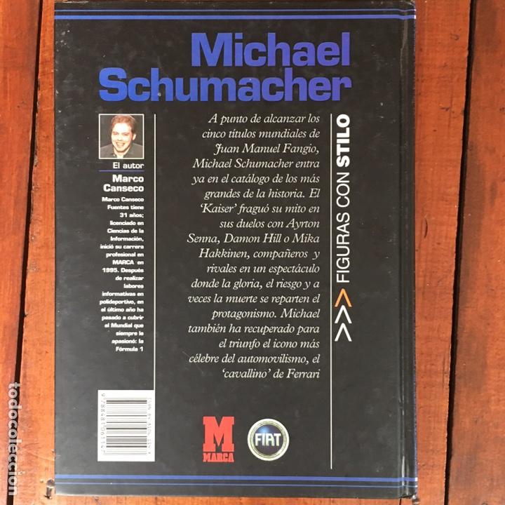 Coches: Varios artículos FÓRMULA 1. (2 libros, 4 revistas Grand Prix, 1 juego ordenador) - Foto 7 - 192175847
