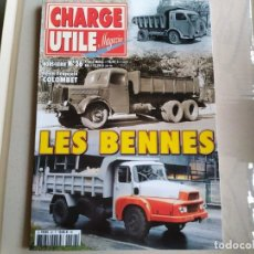 Coches: REVISTA CHARGE UTIL HORS-SERIE N°26, LES BENNES. Lote 192638791