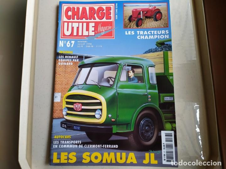 Coches: Revista CHARGE UTIL N°67 , JULIO 1997 - Foto 1 - 192639523