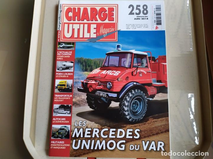 Coches: Revista CHARGE UTIL N°258 , JUNIO 2014 - Foto 1 - 192640006