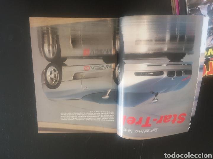 Coches: AUTOMOVIL NUM 170 MARZO DE 1992 PRUEBA PORSCHE 911 964 RS, - Foto 2 - 194205667
