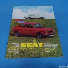 Coches: REVISTA SEAT NUM. 121 AÑO 1977. Lote 194383188