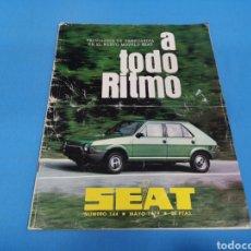 Coches: REVISTA SEAT NUM. 144 AÑO 1979. Lote 194392185