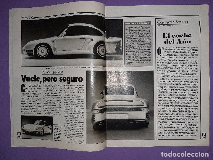 Coches: VELOCIDAD 1984 Nº 1207 PRUEBAS IBIZA GLX 1.5 OPEL KADETT GSI RALLYE RACE-CATALUÑA DE TIERRA - Foto 2 - 194395847