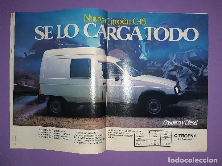 Coches: VELOCIDAD 1984 Nº 1207 PRUEBAS IBIZA GLX 1.5 OPEL KADETT GSI RALLYE RACE-CATALUÑA DE TIERRA - Foto 3 - 194395847