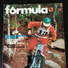 Coches: REVISTA FORMULA Nº. 84 OCTUBRE 1973 - GP ITALIA / ASTON MARTIN INTERNATIONAL / ALCAÑIZ. Lote 194602033