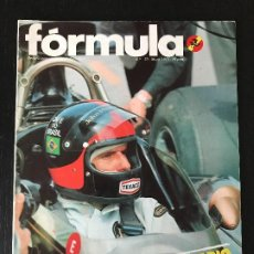 Coches: REVISTA FORMULA Nº. 79 MAYO 1973 - GP ESPAÑA F1 / PAUL RICARD / RALLY FIRESTONE / 4 H MONZA. Lote 194602621