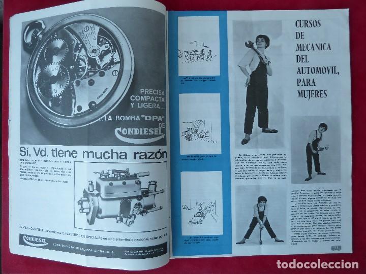 Coches: ANTIGUA REVISTA-CARGA UTIL·ABRIL 1969-EDITADA POR S.A.V.A. - Foto 4 - 194645323