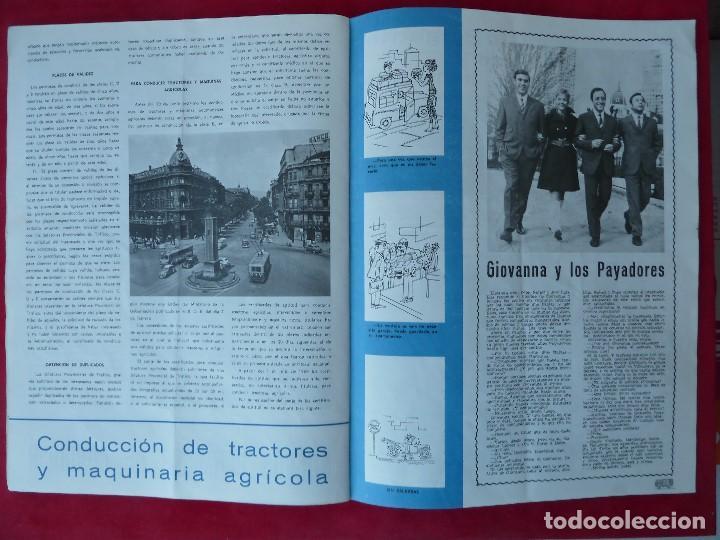 Coches: ANTIGUA REVISTA-CARGA UTIL·ABRIL 1969-EDITADA POR S.A.V.A. - Foto 8 - 194645323