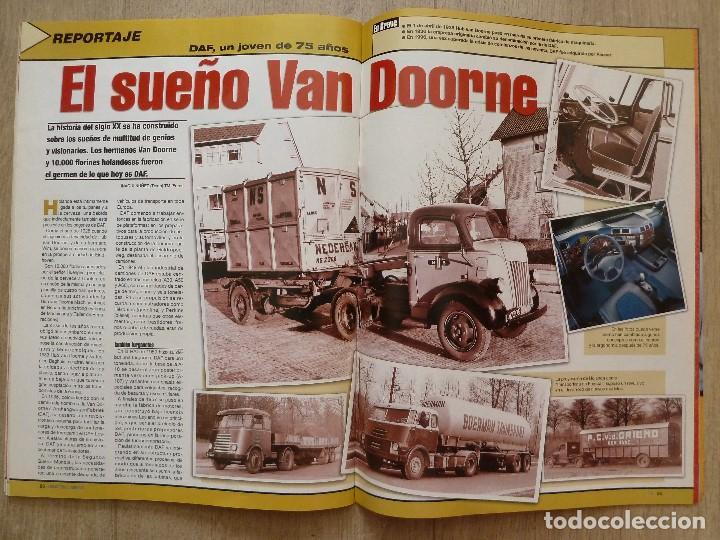 Coches: REVISTA DEL CAMION-TM·TRANSPORTE MUNDIAL-Nº195 SEPTIEMBRE 2003(VOLVO FH16,PEGASO TRONER...) - Foto 9 - 194653715