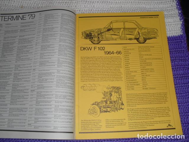 Coches: AUTOMOBIL UND MOTORRAD CHRONIK 2/79 - Foto 4 - 194888738