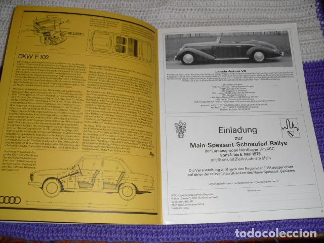 Coches: AUTOMOBIL UND MOTORRAD CHRONIK 2/79 - Foto 5 - 194888738