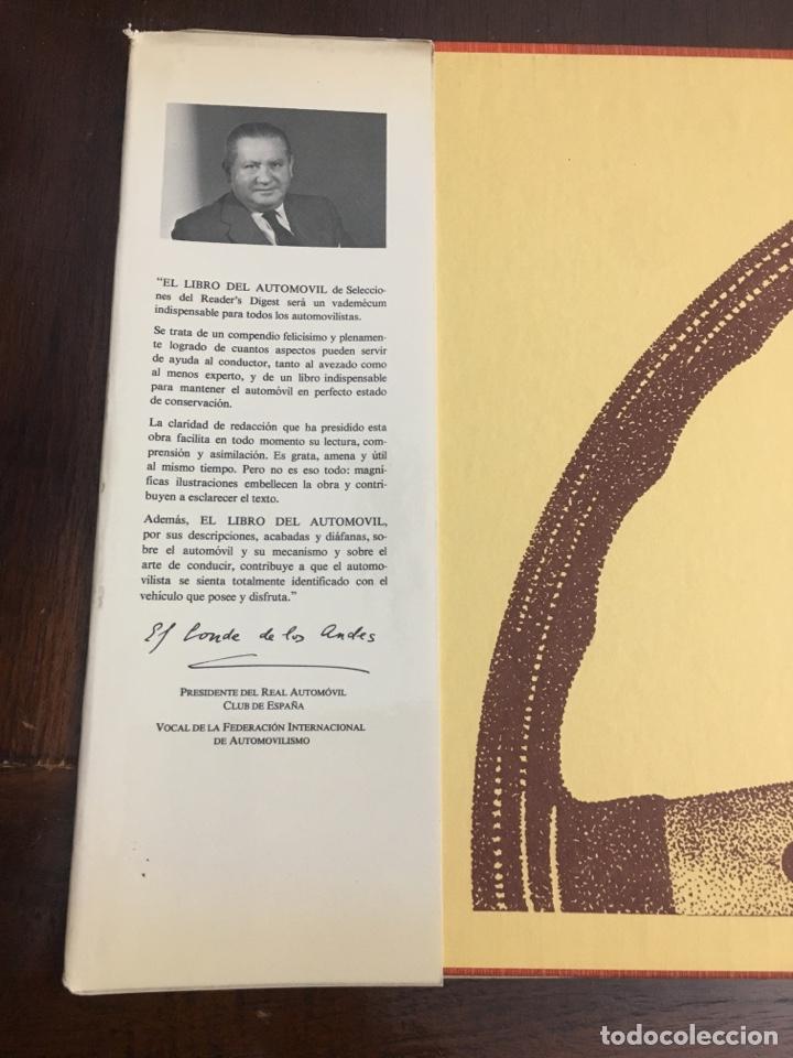Coches: El libro de automóvil 1971 selecciones del readers figest - Foto 2 - 194898162