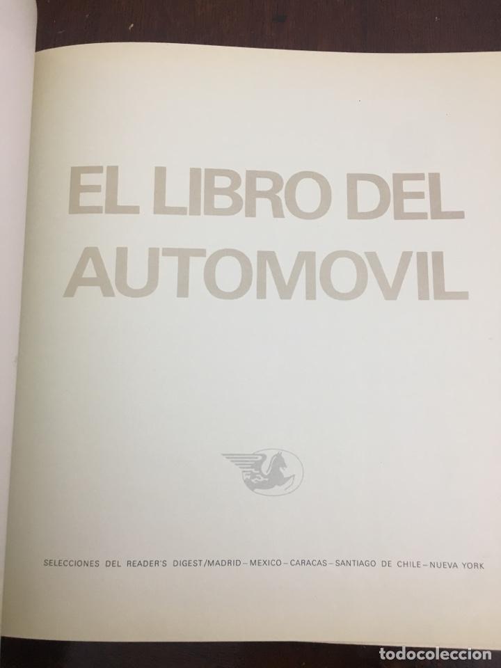 Coches: El libro de automóvil 1971 selecciones del readers figest - Foto 3 - 194898162
