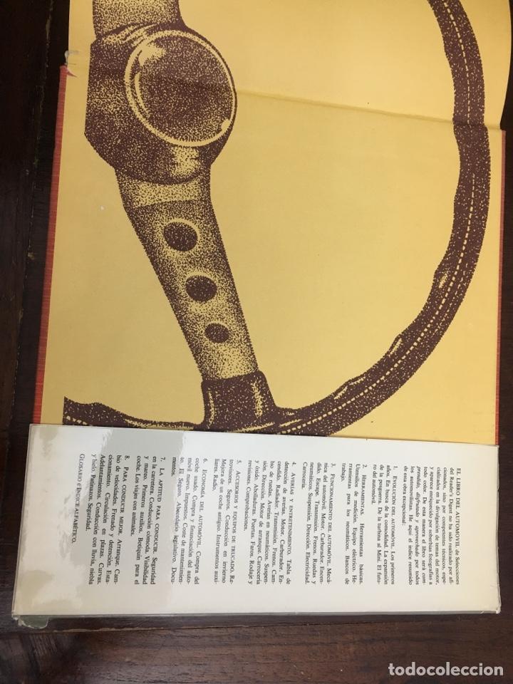 Coches: El libro de automóvil 1971 selecciones del readers figest - Foto 11 - 194898162