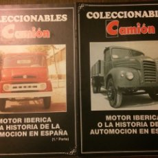 Coches: 2 COLECCIÓNABLES CAMION EBRO. Lote 195229711