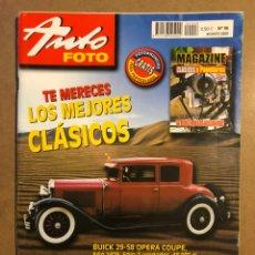 Coches: AUTO FOTO N° 96 (2004). CLÁSICOS, HISTÓRICOS, DEPORTIVOS, MOTOS CLÁSICAS,.... Lote 195344630