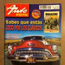 Coches: AUTO FOTO N° 103 (2005). CLÁSICOS, HISTÓRICOS, DEPORTIVOS, MOTOS CLÁSICAS,.... Lote 195344648