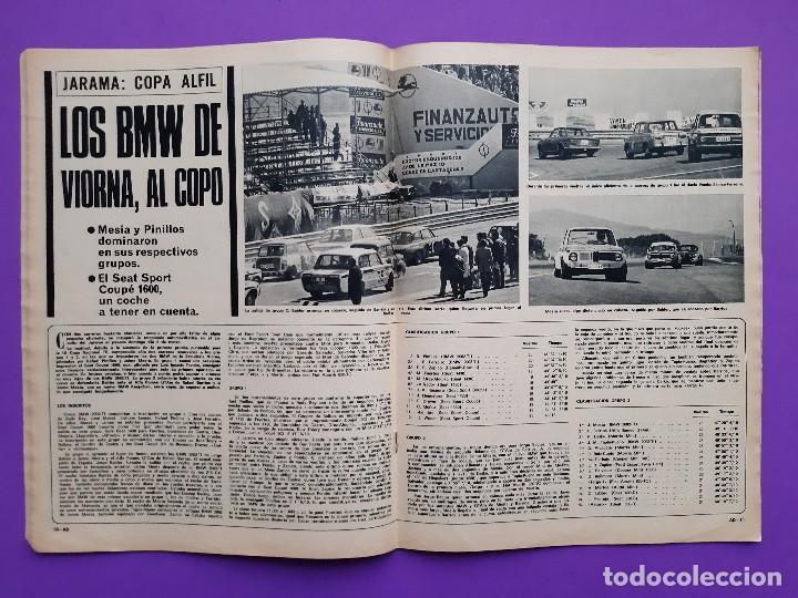 Coches: AUTOPISTA Nº.631/1971 PEGASO DUMPER 3075 RALLYE VASCO-NAVARRO TRIUNFA 124 SPORT COUPE - Foto 3 - 195377631