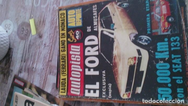 REVISTA AUTOPISTA N 848 DE MAYO DE 1975 (Coches y Motocicletas Antiguas y Clásicas - Revistas de Coches)