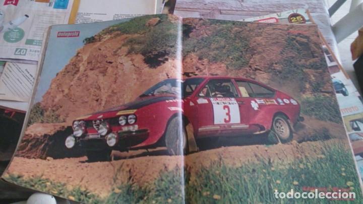 Coches: Revista autopista n 848 de MAYO DE 1975 - Foto 4 - 195470937
